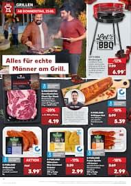 Aktueller Kaufland Prospekt, Essen ist Glück, Seite 14