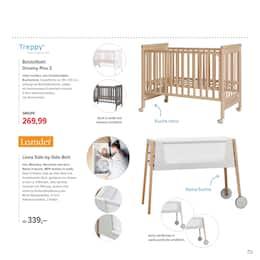 Aktueller BabyOne Prospekt, Möbel zum Wohlfühlen, Seite 53
