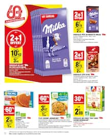 Catalogue Carrefour Market en cours, Dernières semaines encore moins chères !, Page 12