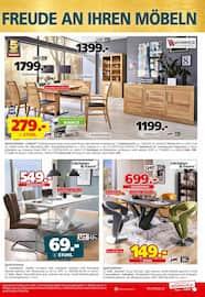 Aktueller Segmüller Prospekt, Segmüller - Sicherheit beim Möbelkauf, Seite 11
