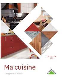 Catalogue Leroy Merlin en cours, Ma Cuisine, Page 1