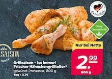Grillfleisch von Grillsaison – Iss immer! im aktuellen NETTO mit dem Scottie Prospekt für 2.99€