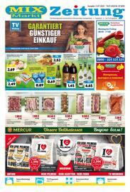 Aktueller Mix Markt Prospekt, GARANTIERT GÜNSTIGER EINKAUF, Seite 1
