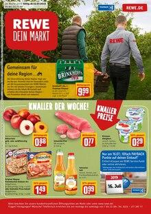 REWE, GEMEINSAM FÜR DEINE REGION für Gelsenkirchen
