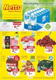 Netto Marken-Discount - Nachhaltig und lecker!