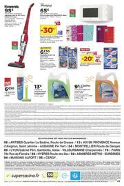 Catalogue Casino Supermarchés en cours, Une année riche en promos, Page 43
