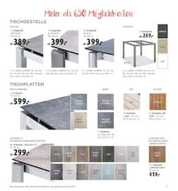 Aktueller porta Möbel Prospekt, Aktuelle Angebote, Seite 77