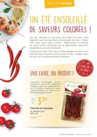 Catalogue L'Eau Vive en cours, Des recettes muy bio !, Page 2