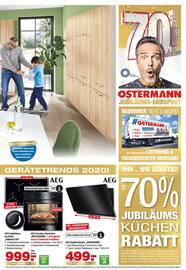 Aktueller Ostermann Prospekt, JUBILÄUMS-ENDSPURT, Seite 17
