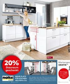Aktueller porta Möbel Prospekt, JUBILÄUMSRABATT, Seite 8