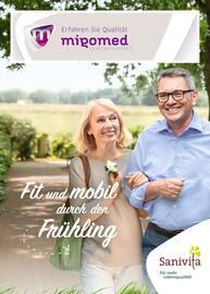 Aktueller Gottinger Sanitätshaus GmbH Prospekt, Fit und mobil durch den Frühling, Seite 1