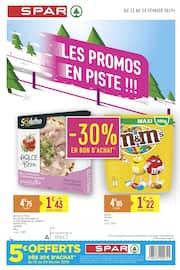 Catalogue Spar en cours, Les promos en piste !!!, Page 1