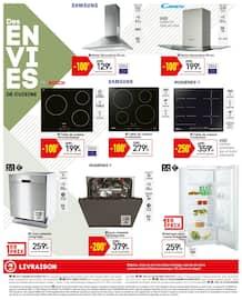 Catalogue Conforama en cours, Des envies plein les prix, Page 20