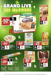 Catalogue Vival en cours, Le grand live des marques #Les promos font le show ! !, Page 2