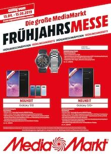Media-Markt, DIE GROSSE MEDIAMARKT FRÜHJAHRSMESSE für Duisburg