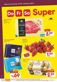 Aktueller Netto Marken-Discount Prospekt, Liebe geht durch den Magen, Seite 20