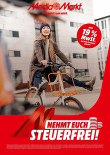 Media-Markt Prospekt für Oppin b Halle, Saale: NEHMT EUCH STEUERFREI., 5 Seiten, 22.10.2021 - 24.10.2021