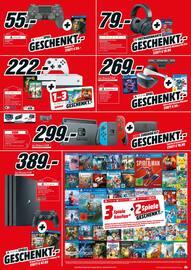 Aktueller Media-Markt Prospekt, Die Mediamarkt Geburtstagseier, Seite 5