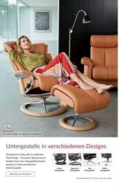 Aktueller Möbel Hübner Prospekt, Endlich Stressless, Seite 4