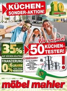 Möbel Mahler Siebenlehn, KÜCHEN-SONDER-AKTION für Dresden