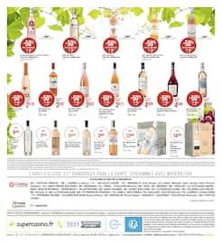 Catalogue Casino Supermarchés en cours, Foire aux rosés d'été, Page 2