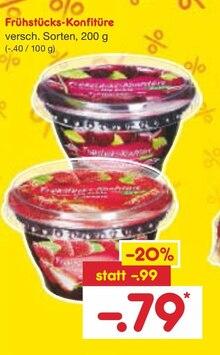 Lebensmittel im aktuellen Netto Marken-Discount Prospekt für 0.79€