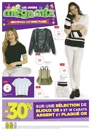 Catalogue Géant Casino en cours, Les jours méga mix, Page 72