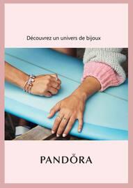 Catalogue Pandora en cours, Découvrez un univers de bijoux, Page 1