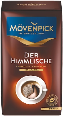 Kaffee von Mövenpick im aktuellen NETTO mit dem Scottie Prospekt für 3.59€