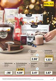 Aktueller Lidl Prospekt, Dein Weihnachtsmarkt, Seite 9