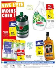 Catalogue Carrefour en cours, Vive l'été, maxi formats, mini prix, Page 2