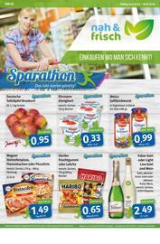 Aktueller nah&frisch Prospekt, SPARATHON - Das Jahr startet günstig!, Seite 1