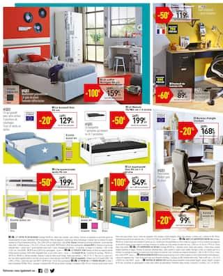 Catalogue Conforama en cours, Les prix maison, Page 52
