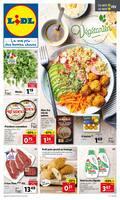 Catalogue Lidl en cours, Végétarien, Page 1