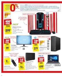 Catalogue Carrefour en cours, Le mois 100% gagnant, Page 62