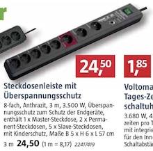 Elektronik im aktuellen BAUHAUS Prospekt für 24.5€