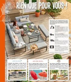 Catalogue Jardiland en cours, Bonheur extérieur, Page 4