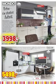 Aktueller Möbel Inhofer Prospekt, Europas größte Küchenwelt, Seite 16
