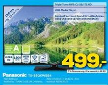 Fernseher von Panasonic im aktuellen EURONICS Prospekt für 499€