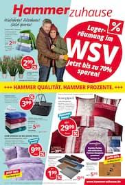 Aktueller Hammer Prospekt, Hinfahren! Absahnen! Geld sparen!, Seite 1