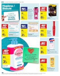 Catalogue Carrefour en cours, Carte blanche à vos envies, Page 40