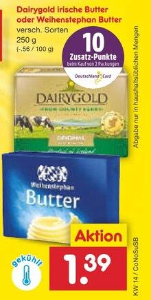 Lebensmittel von Dairygold im aktuellen Netto Marken-Discount Prospekt für 1.39€