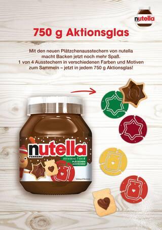 Aktueller Nutella Prospekt, Entdecke die tollen nutella Backhelfer!, Seite 2