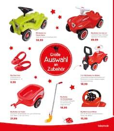 Aktueller BabyOne Prospekt, Wunderbare SpielzeugWelt: Tolle Geschenkideen für Weihnachten!, Seite 17