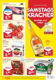 Aktueller Netto Marken-Discount Prospekt, Wir wünschen schöne und gesunde Pfingsten, Seite 40