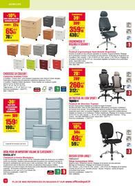 Catalogue Office DEPOT en cours, Spécial mobilité, des promos avant l'été !, Page 12