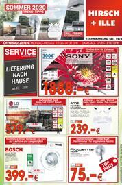 Aktueller Hirsch und Ille Prospekt, Aktuelle Angebote, Seite 1