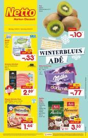 Netto Marken-Discount, WINTERBLUES ADÉ für Köln