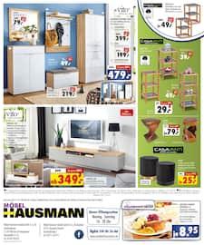 Aktueller Möbel Hausmann Prospekt, Aktuelle Angebote, Seite 12