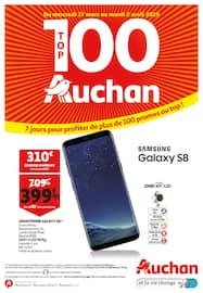 Catalogue Auchan en cours, Top 100 Auchan, Page 1